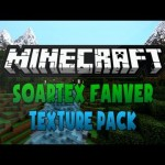 Picture: Minecraft Texture Pack - Soartex Fanver Texture Pack HD Smooth für Minecraft 1.4.6