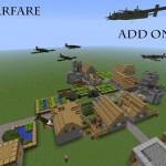 Picture: Minecraft Mod - Planes Mod für Minecraft 1.4.6 (Der Flans Mod Flugzeug Mod für Minecraft)