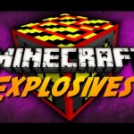 Picture: Minecraft Mod - Explosions Mod für Minecraft 1.4.5 (Pheenixm's Mods Explosives+)