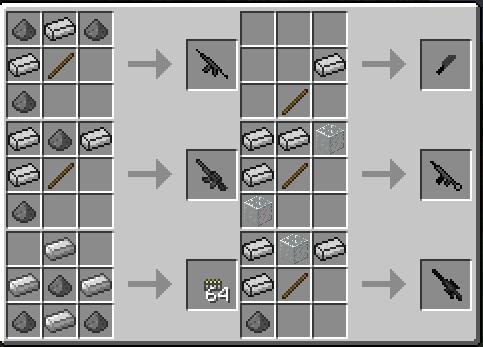Майнкрафт как сделать огненую стрелу без модов