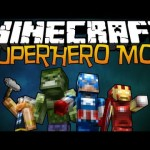 Minecraft Mods – Super Helden Mod für Minecraft 1.4.7 (SuperHero Mod)