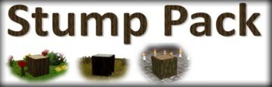 Stump Pack Texture Pack für Minecraft 1.4.7