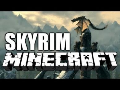Minecraft Mods – Skyrim Minecraft Mod für 1.4.7